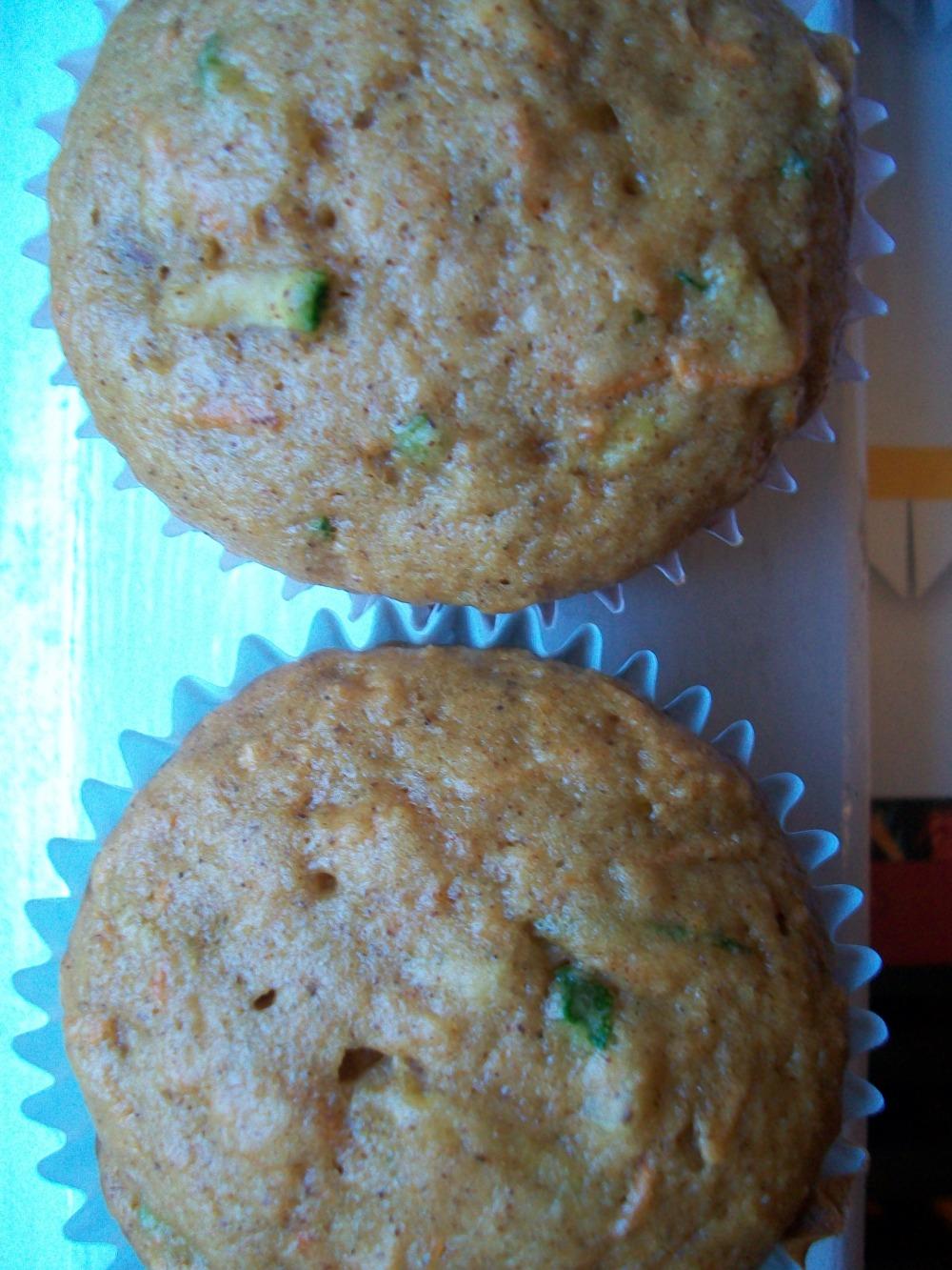 Farmer's Market Muffins