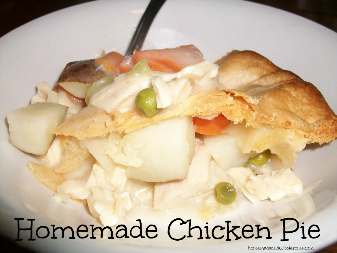 chicken pie