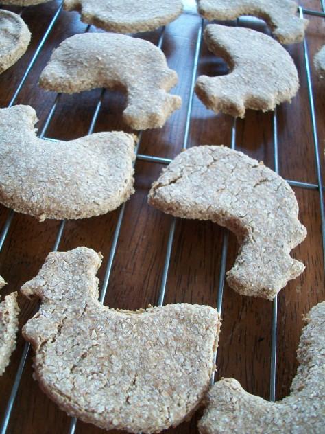 Chicken dog treats