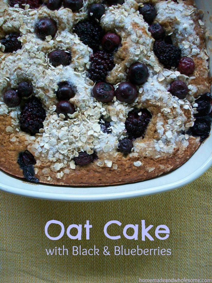 Oat Cake